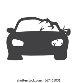 Crash icon.
