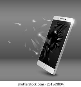 Crash phone