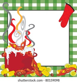 graphic relating to Crawfish Boil Invitations Free Printable titled Crawfish Boil Pictures, Inventory Visuals Vectors Shutterstock