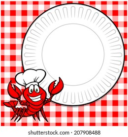Crawfish Supper Invitation