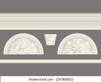 Exterior Cornice Images, Stock Photos & Vectors   Shutterstock