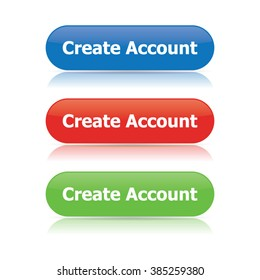 Create Account Buttons