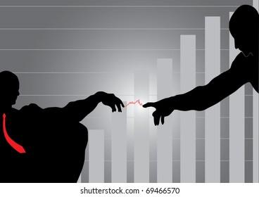 creation of a businessman