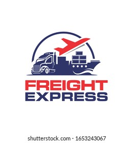 Creation logo design for Transport logistic or Express delivery company