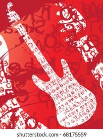 Creative Art Guitar