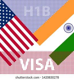 Imágenes, fotos de stock y vectores sobre Visa America | Shutterstock
