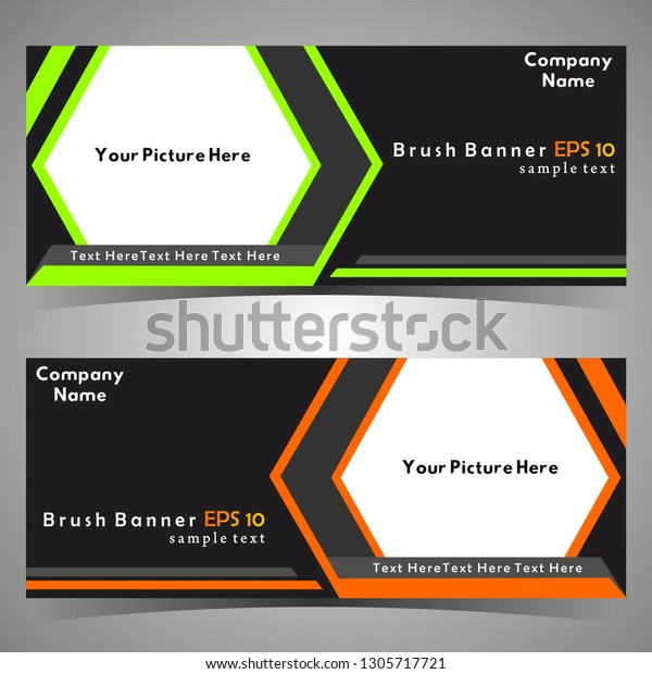 creative banner design vector stock vector royalty free 1305717721 https www shutterstock com image vector creative banner design vector 1305717721