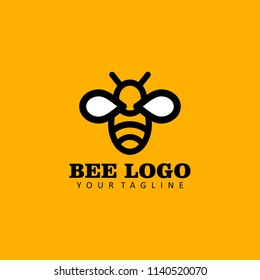Creative Bee Logo Design