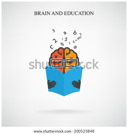 creative brain sign and