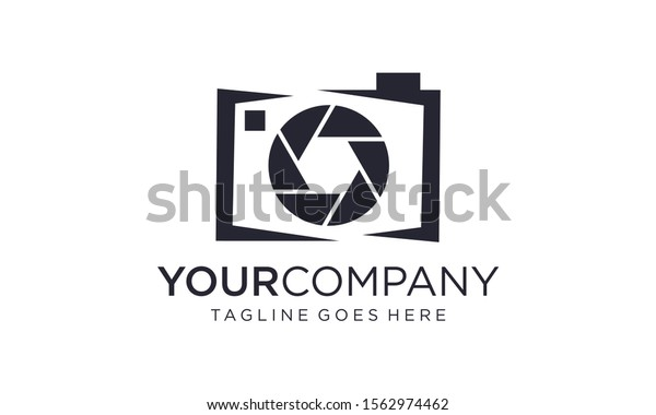 Creative Camera Photography Logo Ideas Stock Vector Royalty Free 1562974462