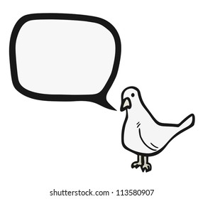 Creative design of carrier pigeon