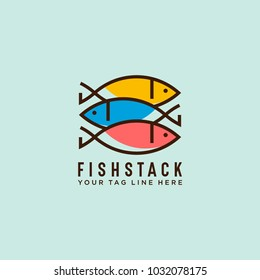 Creative Fish Logo Design