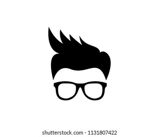 creative geek vector, geek cool, geek macho