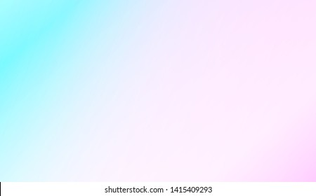 Creative gradient color. Template for your banner. Vector illustration.