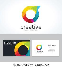Creative Idea Logo and Business Card Template