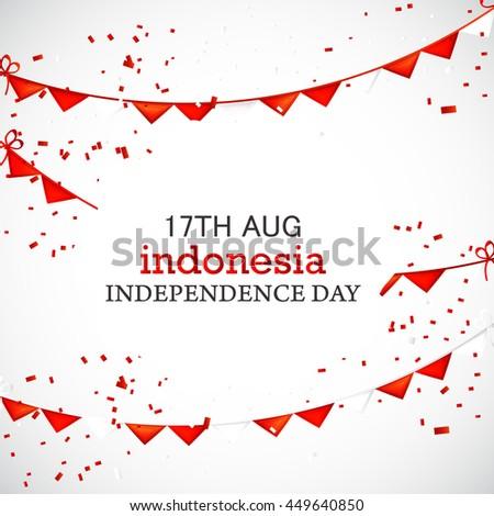 Creative Illustrationposter Banner Independence Day Celebration ...