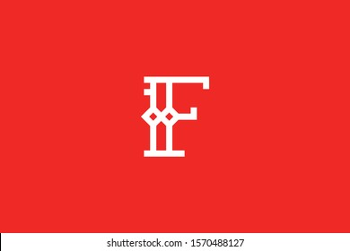 Creative Innovative Initial F logo and FF logo. F LETTER Minimal luxury Monogram. Professional initial design. Premium Business typeface. Alphabet symbol and sign.