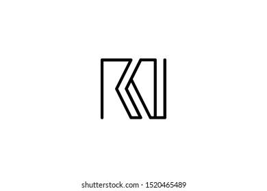 Creative Innovative Initial Letter logo RD DR. Minimal luxury Monogram. Professional initial design. Premium Business typeface. Alphabet symbol and sign.