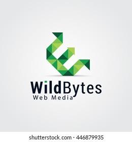 Creative Letter E Logo