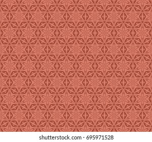 creative line geometric ornament with simple shape. seamless vector illustration. texture for design, wallpaper, invitation card, banner, fabric