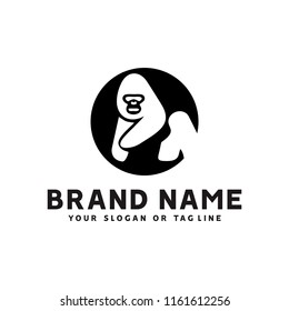 creative logo design apes suitable for your business