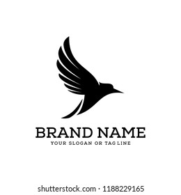 Creative logo design bird vector templates that are suitable for your various businesses