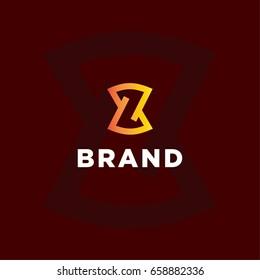Creative logo template. Letter Z logo