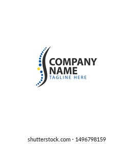 Creative, modern and sophisticated orthopedic logo