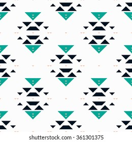 Creative mosaic fashion wallpaper for design .Background with abstract Hipster Chevron elements  Abstract seamless triangle background pattern in vector.Fashion wallpaper pastel colored print design