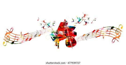 Musical Staff Images Stock Photos Vectors Shutterstock