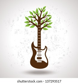 creative musical tree