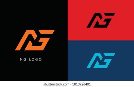 CREATIVE NG LATTER LOGO DESIGN