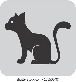 Creative Pet Cat Icon