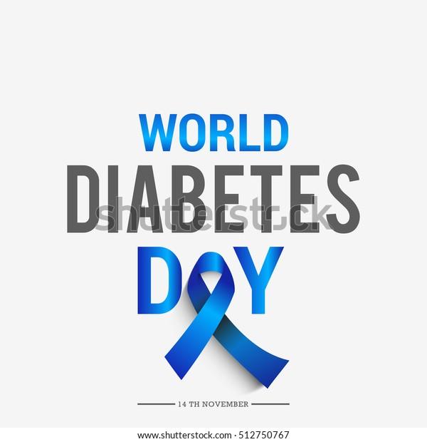 imágenes de carteles de sensibilización sobre la diabetes