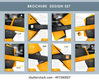 Similar Images, Stock Photos & Vectors of Yellow Black Elements ...