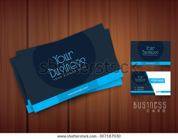 Creative Professional Business Visiting Card Design