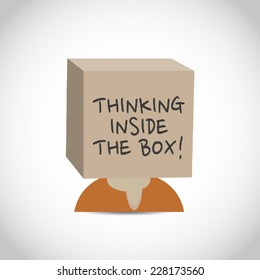creative thinking inside the box