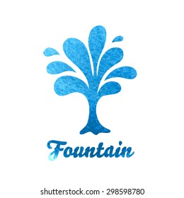 Creative tree vector logo design template
