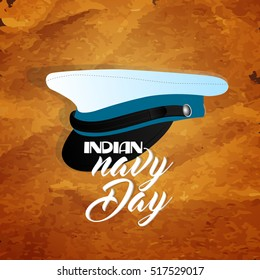 Creative Vector Abstract For Indian Navy Day With Nice And Design Illustration In A Background