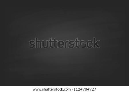 creative vector illustration chalkboard isolated on stock vector