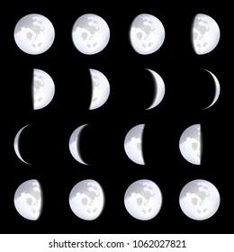 Lunar Calendar Solar Calendar Images, Stock Photos & Vectors