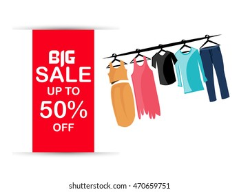 creative vector sale abstract illustration with nice design templates.