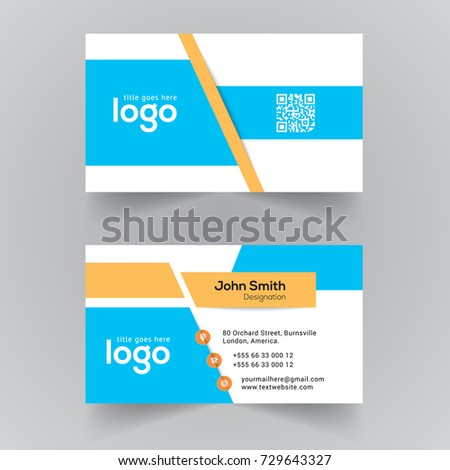 Creative vector visiting card template office stock vector royalty creative vector visiting card template for office wajeb Image collections