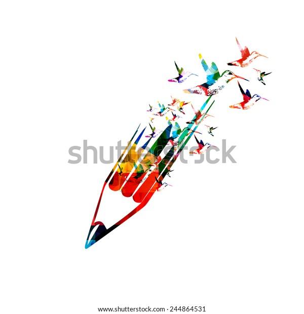 Kreatives Schreibkonzept