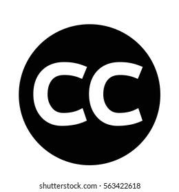 Creativecommons CC Icon
