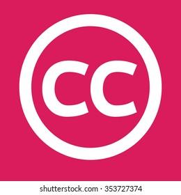 Creativecommons CC Icon Illustration Art