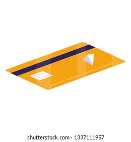 credit card ecommerce icon