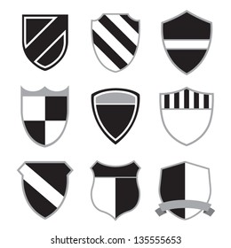 Crest Badge Set