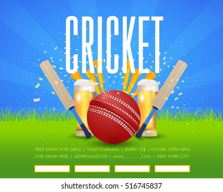 Cricket Flag Images, Stock Photos & Vectors | Shutterstock