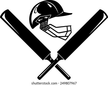 Cricket Sign and Symbol